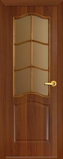 Ламинированная межкомнатная дверь Глория